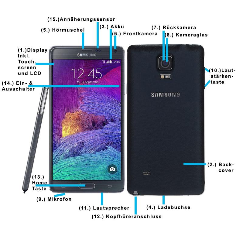 Samsung Galaxy Note 4 (N910)
