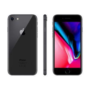 "Apple iPhone 8 Plus 64GB Space Grau [13,94cm (5,5"") Retina HD Display, iOS 11, A11 Bionic, 12MP Dual]"