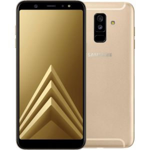 "Samsung Galaxy A6+ 2018 32GB Gold (Dual Sim, 16 MP Kamera,6,0"" FHD Display, Android 9.0, FrontKamera 24MP )"