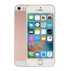 "Apple iPhone SE 128GB Roségold EU CPO [10,16cm (4"") Retina Display, iOS 10, A9, 12MP]"