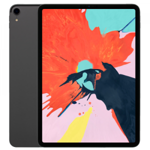 "Apple 11"" iPad Pro 2018 64GB Wi-Fi + Cellular, Space Grau"