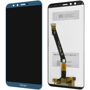 Honor 9 Display Blau