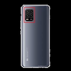 Rückkameraglas austauschen vom Xiaomi Mi 10 Lite