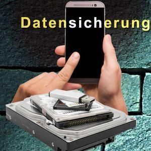 Daten sichern vom Samsung Galaxy M21s