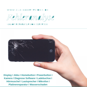 iPhone SE 2020 (2.Gen) Fehleranalyse