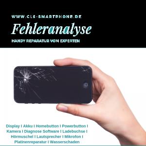 Fehleranalyse durchführen von Samsung Galaxy S20 FE