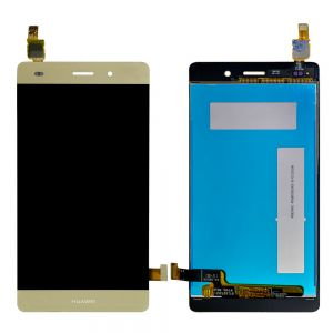 Huawei P8 Lite Display Gold