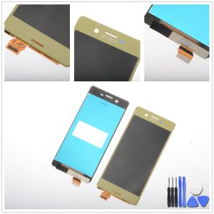 Sony Xperia XA Ultra Display Gold