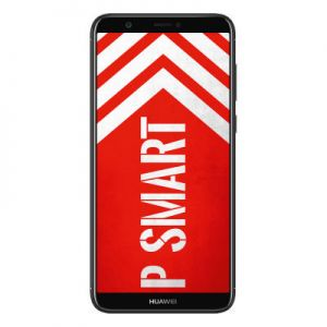 "Huawei P smart Schwarz [14,35cm (5.65"") FHD+ Display, Android 8.0, Octa-Core..."