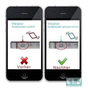 Vibrations Taste vom iPhone 4 austauschen | iPhone 4 Vibrations Taste Reparatur