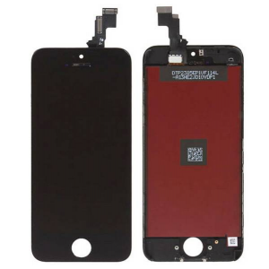iPhone 5c Display schwarz inkl. Touchscreen Digitizer