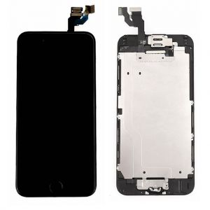 iPhone 6 Display schwarz/weiß inkl. Touchscreen Digitizer