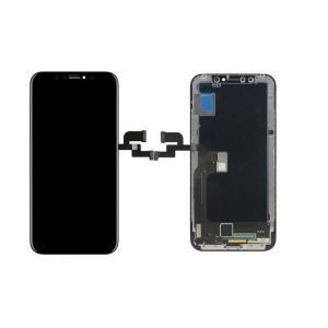 iPhone X Display schwarz inkl. Touchscreen Digitizer