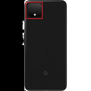 Kameraglas vom Google Pixel 4a austauschen