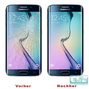 Backcover vom Samsung Galaxy S6 Edge Plus austauschen| Samsung Galaxy S6 Edge Plus Backcover Reparatur