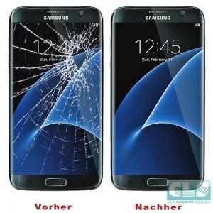 Backcover vom Samsung Galaxy S7 Edge austauschen  Samsung Galaxy S7 Edge Backcover Reparatur