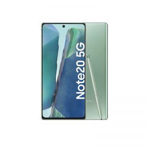 Fehleranalyse durchführen vom Samsung Galaxy Note 20 5G