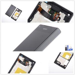 Sony Xperia Z5 Premium Display Schwarz