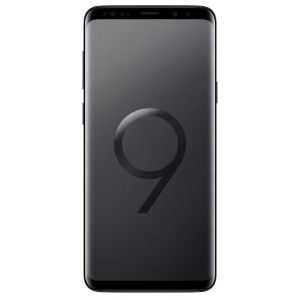 "Samsung Galaxy S9+ Duos Midnight Black [15,8cm (6,2"") QHD+ Display, Android 8.0..."